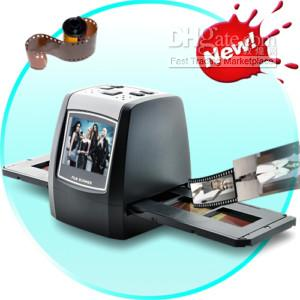 Wholesale New G111 mm Film Scanner with LCD and SD Card Slot