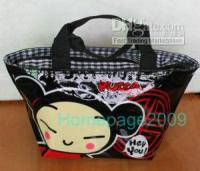 Wholesale NEW happy Pucca Girls makeup bag PURSE HANDBAG