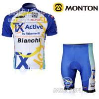 Wholesale BIANCHI TX ACTIVE FSA TEAM CYCLING JERSEY amp SHORT