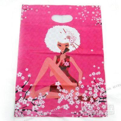 250 Filsia Charm plastique d'emballage commercial Sac 120248