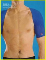 Wholesale SHOULDER SUPPORT BLUE PROTECTOR BRACE SPORT NEW GEAR b0234