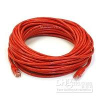 Wholesale CAT MHz UTP FT Cable Red allanhua