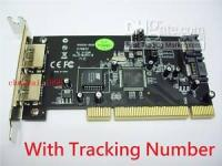Wholesale PCI SATA PORTS CONTROLLER LOW PROFILE WORK WINDOWS