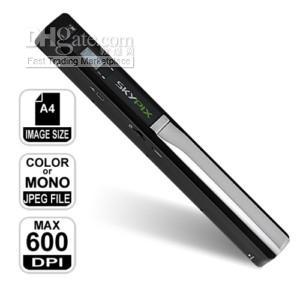 Wholesale A4 size Color Black Handheld Text Scanner Photos Books more discount