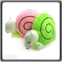 Wholesale Soft Snail Plush Toy CD DVD Carry Case Storage Bag Love