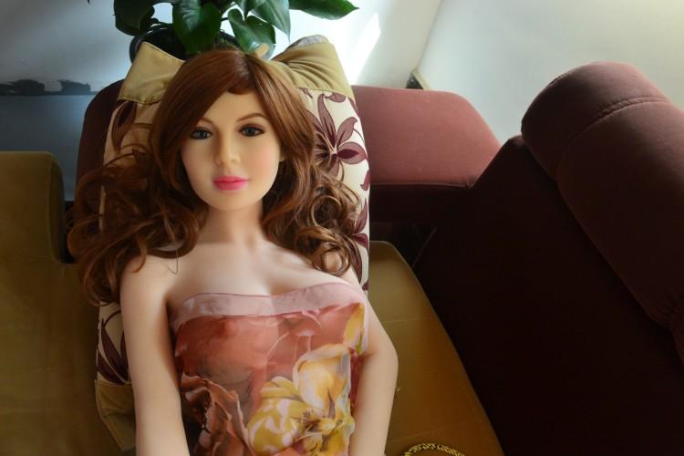 С силиконовой куклой фото