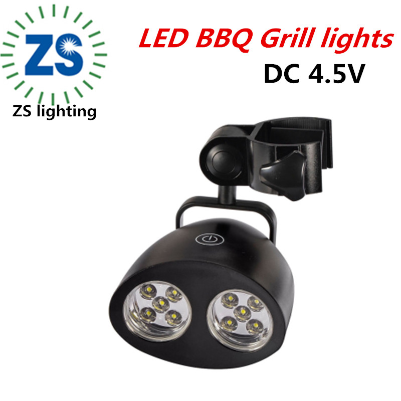 Outdoor Bbq Led Grill Lights For Gas Grill And Electric