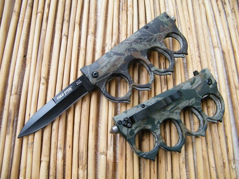 cold steel knuckle knives, Brass knuckle knife, Knuckle dusters,folding blade,