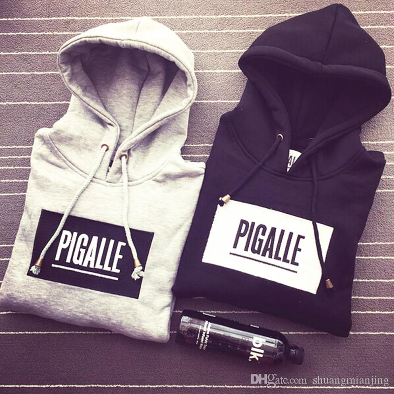 New 2015 winter men hip hop sport palace skateboards pigalle hoodies brand men women sweatshirt pullover clothing sudaderas hombre