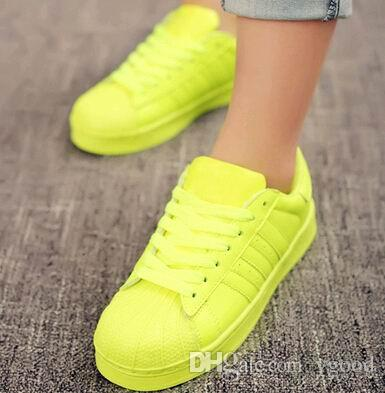 2015 High quality new stan shoes fashion smith sneakers casual leather men women sport running shoes pinks colors #623
