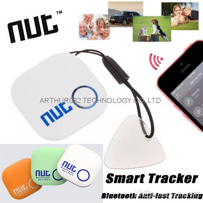 Nut 2 Activity Tracker Smart Tag Intelligent Bluetooth Anti-lost Tracking Child Pouch Pet Wallet Key Finder GPS Locator Alarm Patch Finder