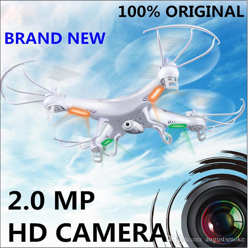 New Version SYMA X5C X5C-1 2.4GHz 4CH HD FPV Camera 6 Axis RC Helicopter Quadcopter Gyro 2GB TF Card with 2MP Camera RM475