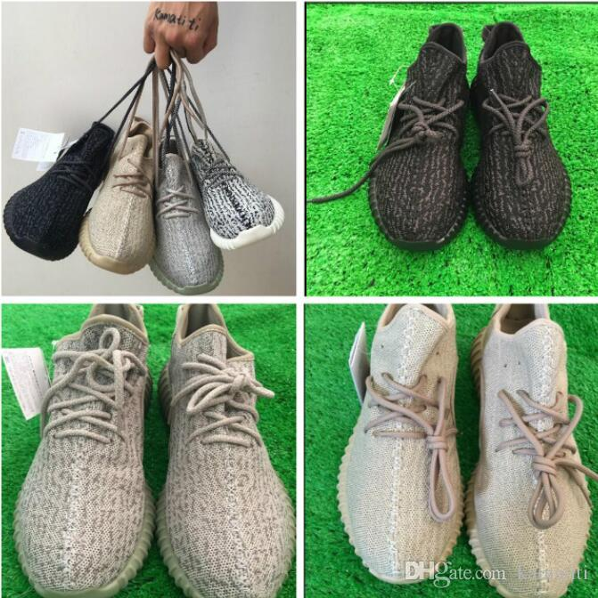 PU Shoes man woman boost 350 shoes drop shipping shoes boost 350 Running Shoes, Fashion Women and Men Kanye West milan Running Sports Shoes