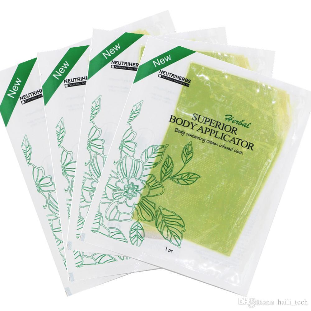 5 Wraps Neutriherbs Body Applicators it works Detoxing Slimming Tightening Toning Firming Weight Loss belt slim patches