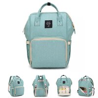 14 Colors Mommy Backpack Diaper Bags Nappy Stackers Mother M...