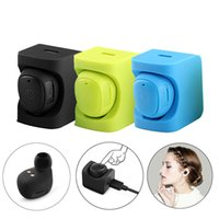 Mini Headset C1 Wireless Bluetooth Earphone Earbuds Sport Dr...