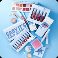 2018 Newest CHILL BABY eyeshadow palette BABY IT' S COLD...