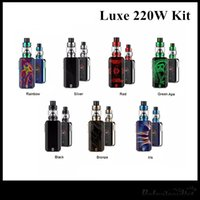 Original Vaporesso Luxe 220W Kit With 8ml Skrr Subohm Tank T...