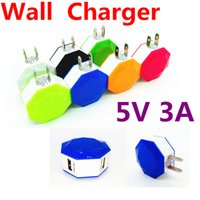 Windmill Wall Charger 5V 3A US EU Version Plug AC Home Power...