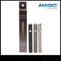 Original Amigo iTsuwa 380mAh Preheat Battery Adjustable Volt...