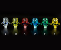 Transparent Style Minions 510 EGO Drip Tips Plastic Wide Bor...