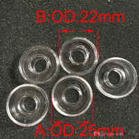 100% Quartz Replacement Quartz Dish Material For Hybrid 6 In...
