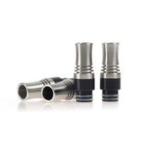 2014 Newest Design e cigarette drip tip 9 holes air flow adj...