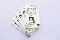 NOOSY Nano Sim & Micro Sim & Standard Sim Card Convertion Co...