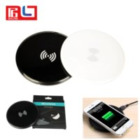 Ultra- thin Qi Wireless Charger for Samsung S7 S7 Edge S8 plu...