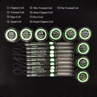 Newest Alien Fused Clapton Flat Mix Twisted Hive Quad Tiger ...