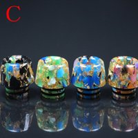 2017 hottest & newest ecigarette staypak+ resin 810 drip tip ...