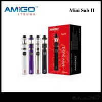Authentic Amigo Mini Sub II Kit With 1. 6ML Top Filling Mini ...