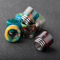 TFV8 Mini Epoxy Resin Drip Tip Wide Bore drip tips for TFV8 ...