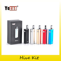 Original Yocan Hive Kit with 2 in 1 Vaporizer For Wax & oil ...