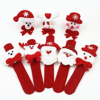 New Christmas Decoration Hallowmas Clap Bracelet Cloth Clap ...