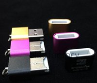 USB 2. 0 Mini Aluminum Card Reader Adapter High Speed Portabl...