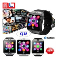Q18 Bluetooth Smart Watch Support SIM Card Camera For Androi...