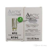 Arctic Tank Coil Head Replacement BTDC 0. 2ohm 0. 5ohm Sub OHM...