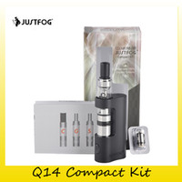 Authentic Justfog Q14 Compact Kit 900mAh Battery Box Mod 1. 8...