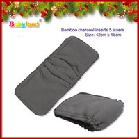 (30 pieces lot) Organic Bamboo Cotton   Charcoal Gussets Clo...