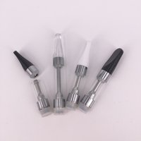 . 5ml 1ml Thick Oil Ecigarette Vape Disposable No Leak Glass ...