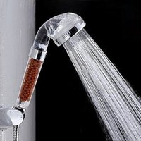 New Year 200% Pressure Shower Head 30% Water Saving Ionic Sh...