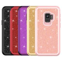 For Samsung S9 Case 3in1 Soft TPU material and Soft Poly Car...