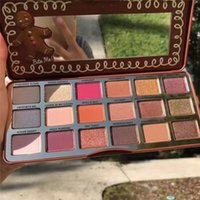 Newest Makeup Palette Faced Gingerbread Spice Eye shadow pal...