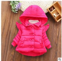 heat! 2017 new baby autumn and winter coat girl dress prince...