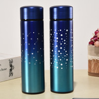 New 304 stainless steel thermos cup, starry vacuum vacuum cu...