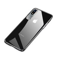 TOTU For Iphone XS MAX Case Clear Soft TPU Back Cover Phone ...