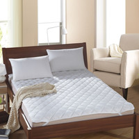 TUTUBIRD White Quilted Mattress Covers Protector Pad Sanding...