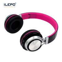 Adjustable Head Band Headset Wireless Headphones Retail Blue...