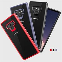 For Samsung Note 9 Case 2in1 Non Slip High Impact TPU Hard T...
